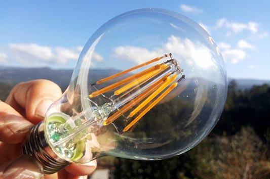Blog leds y cables forrados - Bombilla led parpadea ...
