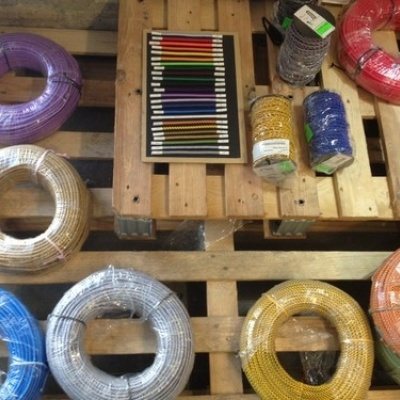 cables colores para lamparas 148196428